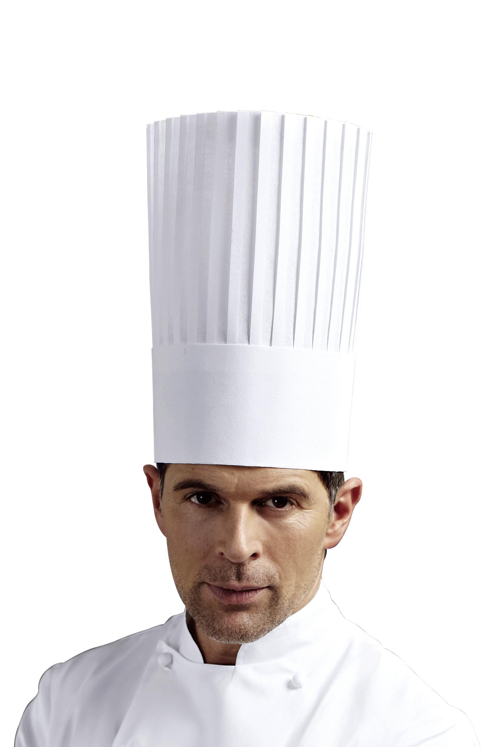 پشت پرده کلاه اشپزی